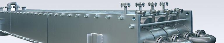 Кожухопластинчатый теплообменник-испаритель Машимпэкс (GEA) с сепаратором PSHE-7 Артём Кожухотрубный конденсатор ONDA CT 750 Махачкала