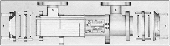 Кожухотрубные теплообменники Машимпекс (Кельвион) с двойными трубками Москва Кожухотрубный испаритель WTK TCE 1533 Якутск